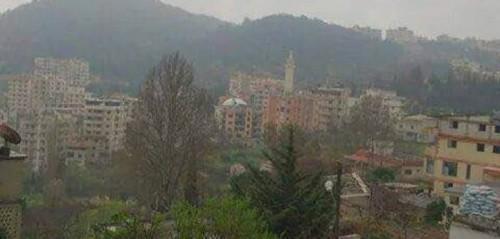 Villa de armenia de Kessab Siria