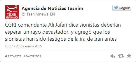 Agencia de Noticias Tasnim Iran