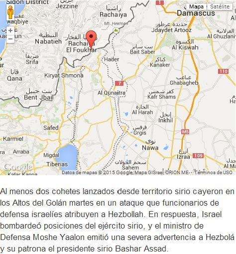 Ataque Hezbollah