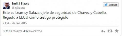Desertor del Chavismo