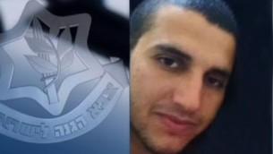 Sargento Dor Nini, 20, de Shtulim, muerto en un ataque de Hezbollah 28 de enero 2015 (captura de pantalla: Canal 2)