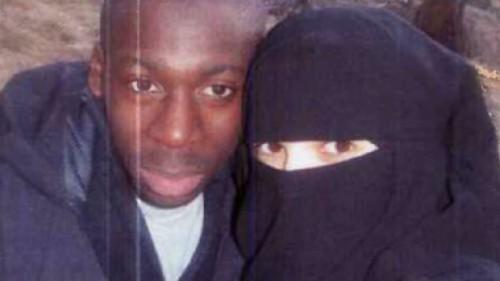 Hayat Boumedienne esposa de Amedy Coulibaly