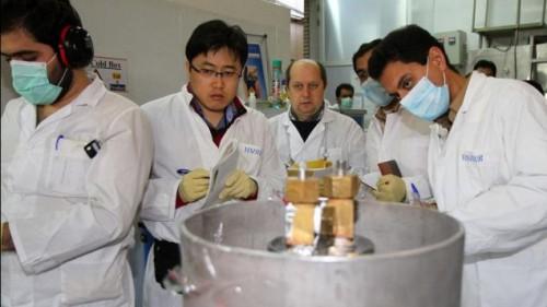 Planta nuclear Irani de Natanz