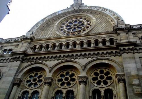 sinagoga de Paris
