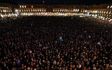 Vigilia en Paris