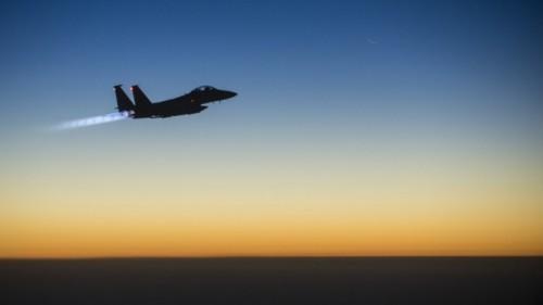 F 15E Aguila