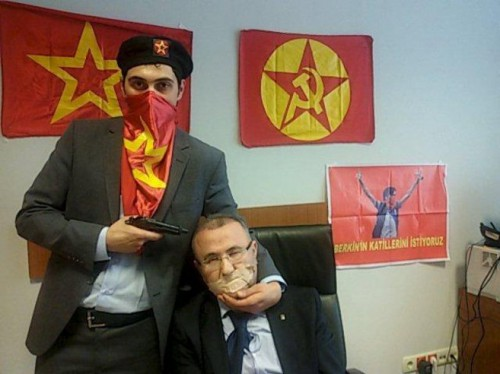 El Fiscal Turco Mehmet Selim Kiraz