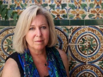 Doreen Carvajal, norteamericana con profundas raíces sefardíes.