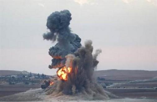 Crimenes en Siria