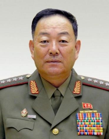 Hyon Yong choi ministro defensa corea nor fusilado