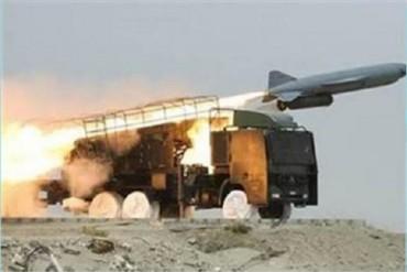 misiles de iran contra israel