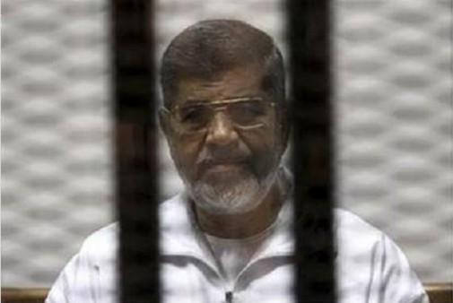 Morsi condenado a muerte