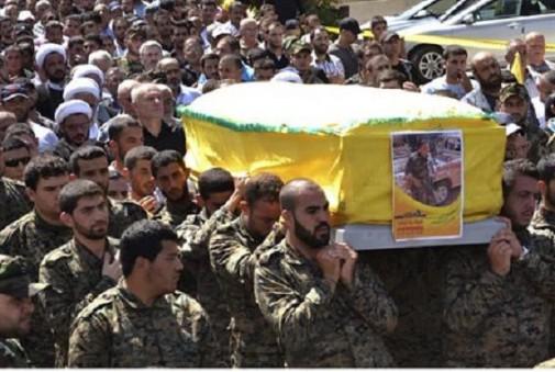 Muerte de dirigente Hizbullah