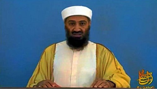 Osama bin Laden en su escondite de Abbottabad Pakistán