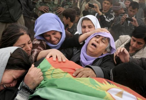 yazidies asesinados por el ISIS