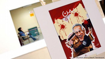 Un abrazo fraternal entre Benjamín Netanyahu y el rey saudí.