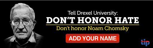 Banner Noam Chomsky