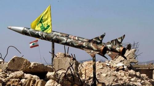 cohete hezbollah