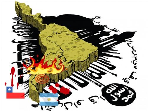 ISIS AMERICA LATINA