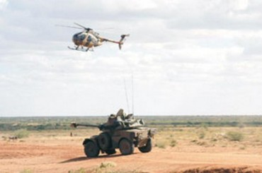 Raid Keniano contra Al-Saabhat
