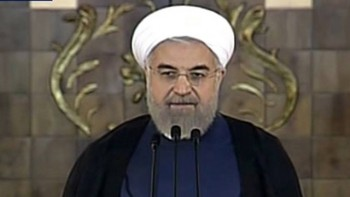 Presidente de Irán, Hassan Rouhani (Foto: AP)