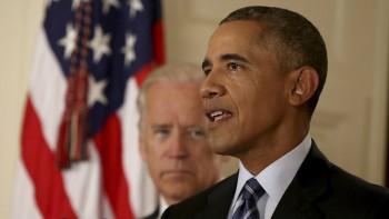 El presidente estadounidense Barack Obama y el vicepresidente Joe Biden (Foto: Reuters)