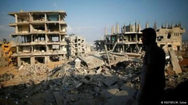 97 Gaza huellas