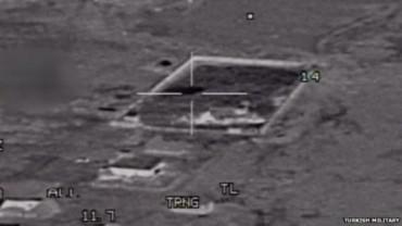 Bombardeos de Turquia contra ISIS y PKK