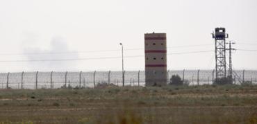 Frontera de Israel