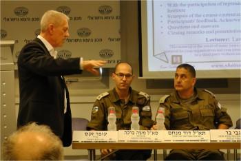 IDF curso para empresarios árabes