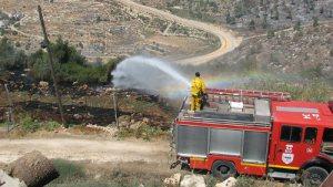 Incendios-Jerusalem