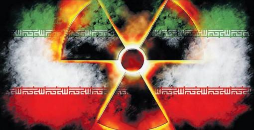 Iran Nuclear amanecer