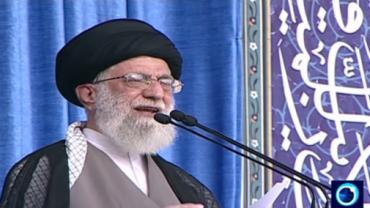 Jamenei lider supremo de Irán