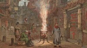 La peste fue la enfermedad más temida del siglo XVII, y no sólo de ese siglo, sino de todos desde su reaparición en Europa en la década de 1340.