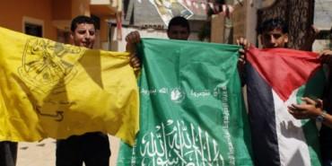 Palestinos y Hamas celebran Iran nuclear