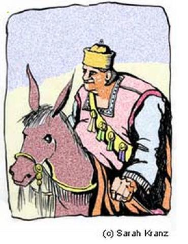 Parashá Balak Rey de Moab