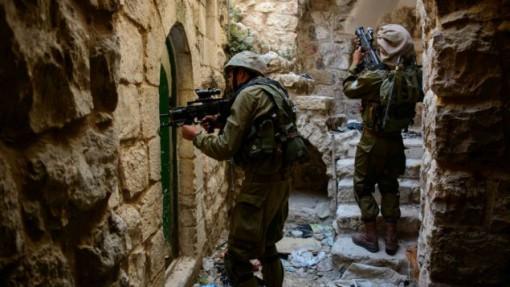 Redada IDF en Hebrón