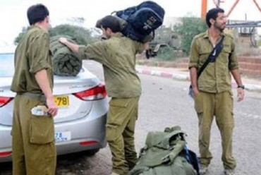 Reservistas IDF