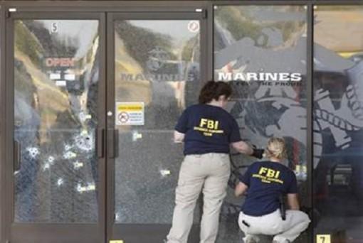 Tirador del Tennessee FBI