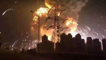 Cientos de personas fueron ingresadas en hospitales cercanos, varias de las cuales se encuentran en estado crítico.