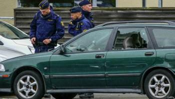 El domingo 26 de julio explosionó una granada en un estacionamiento.