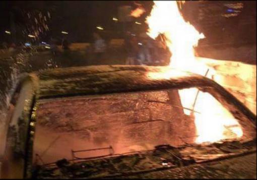 Ataque con molotov en Jerusalen este Bet Hanina