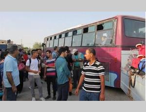 Ataque contra autobuses
