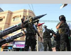 Brazo militar de Hamas Gaza