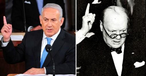 Churchill anda Bibi