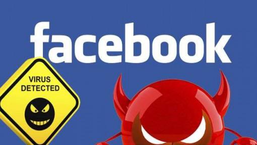 Facebook Virus Detecte