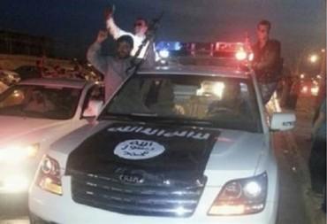 ISIS en Mosul