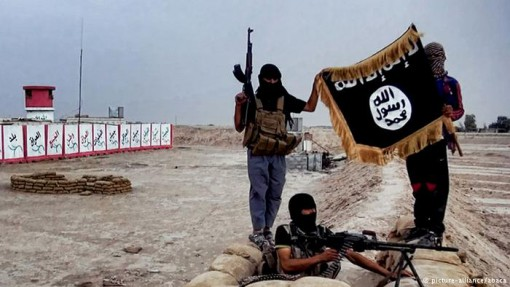 ISIS gas mostaza