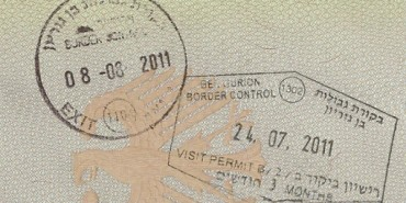 Israel_-_Visa_entry_and_exit_3_months