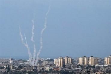 Misiles desde Gaza colpean Eshkol